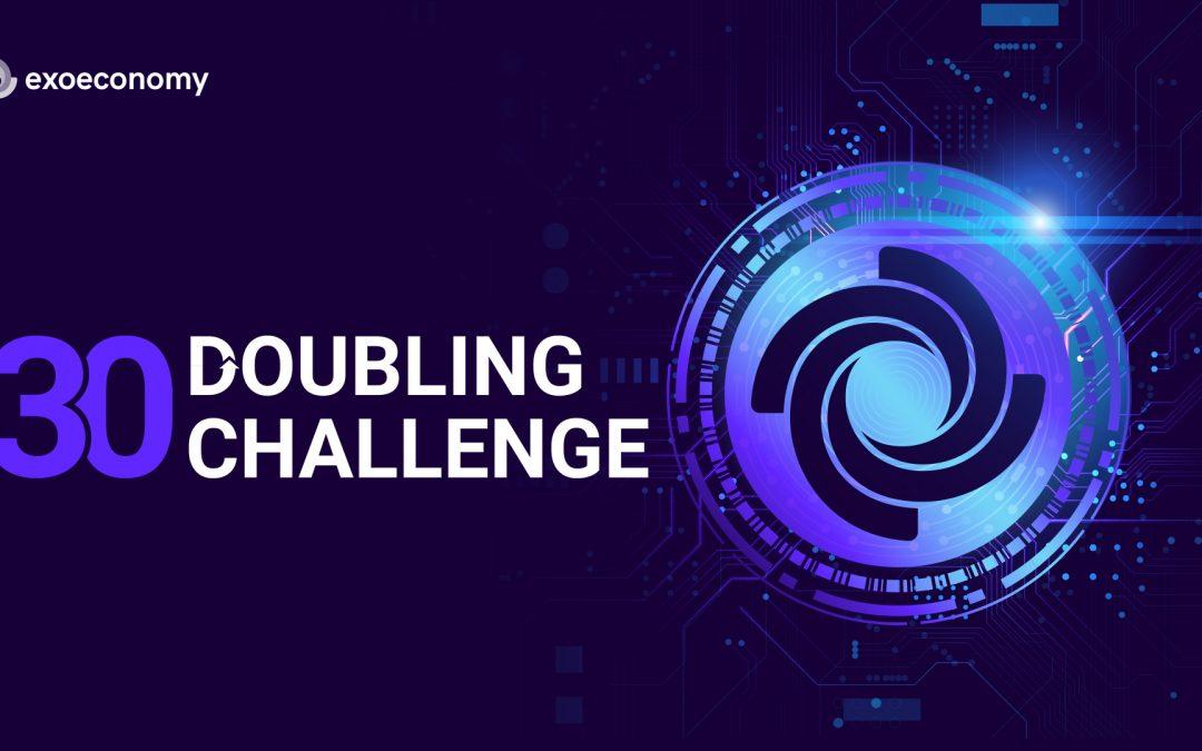 ExO Economy 30-Doubling Challenge